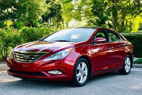 2012 Hyundai Sonata for sale at Sunshine Auto Sales in Oakland Park FL