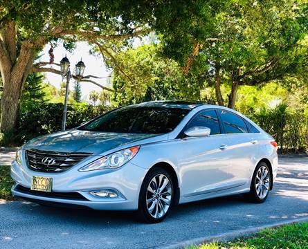 2011 Hyundai Sonata for sale at Sunshine Auto Sales in Oakland Park FL
