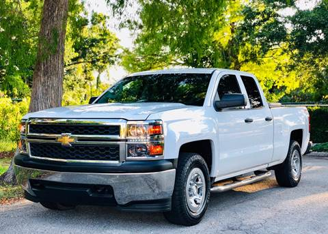2014 Chevrolet Silverado 1500 for sale at Sunshine Auto Sales in Oakland Park FL