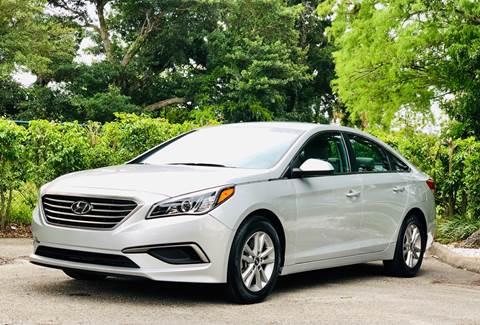 2016 Hyundai Sonata for sale at Sunshine Auto Sales in Oakland Park FL