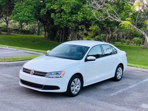 2014 Volkswagen Jetta for sale at Sunshine Auto Sales in Oakland Park FL