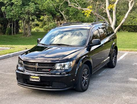 2017 Dodge Journey for sale at Sunshine Auto Sales in Oakland Park FL