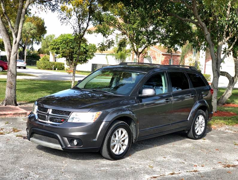 2015 Dodge Journey for sale at Sunshine Auto Sales in Oakland Park FL