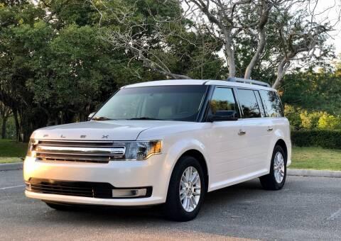 2017 Ford Flex for sale at Sunshine Auto Sales in Oakland Park FL