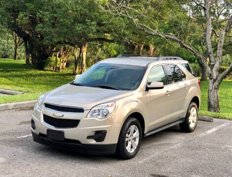 2012 Chevrolet Equinox for sale at Sunshine Auto Sales in Oakland Park FL