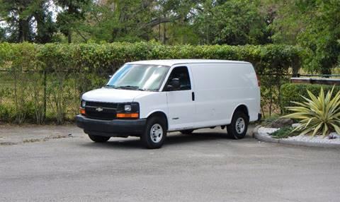 2006 Chevrolet Express Cargo For Sale  Carsforsalecom