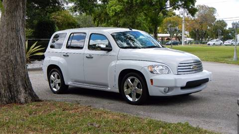 2007 Chevrolet HHR for sale at Sunshine Auto Sales in Oakland Park FL