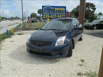 2012 Nissan Sentra for sale in Fort Myers Beach, FL