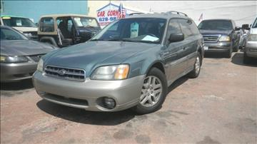 2002 Subaru Outback for sale in Tucson, AZ