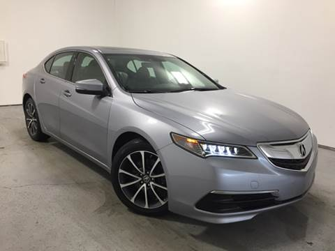 2015 Acura TLX for sale in Dumfries, VA