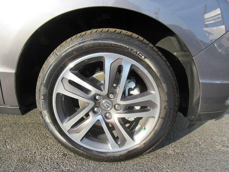2017 Acura MDX SH-AWD 4dr SUV w/Advance Package - Houston TX