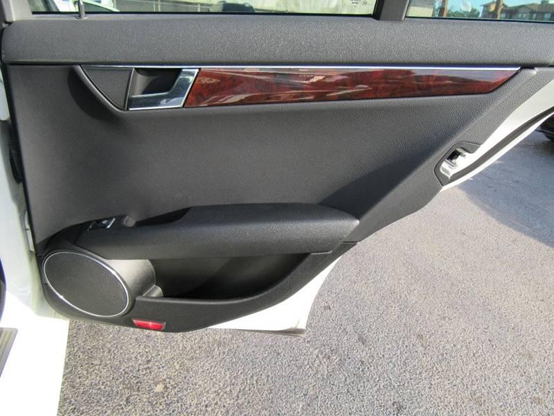 2010 Mercedes-Benz C-Class AWD C 300 Sport 4MATIC 4dr Sedan - Houston TX