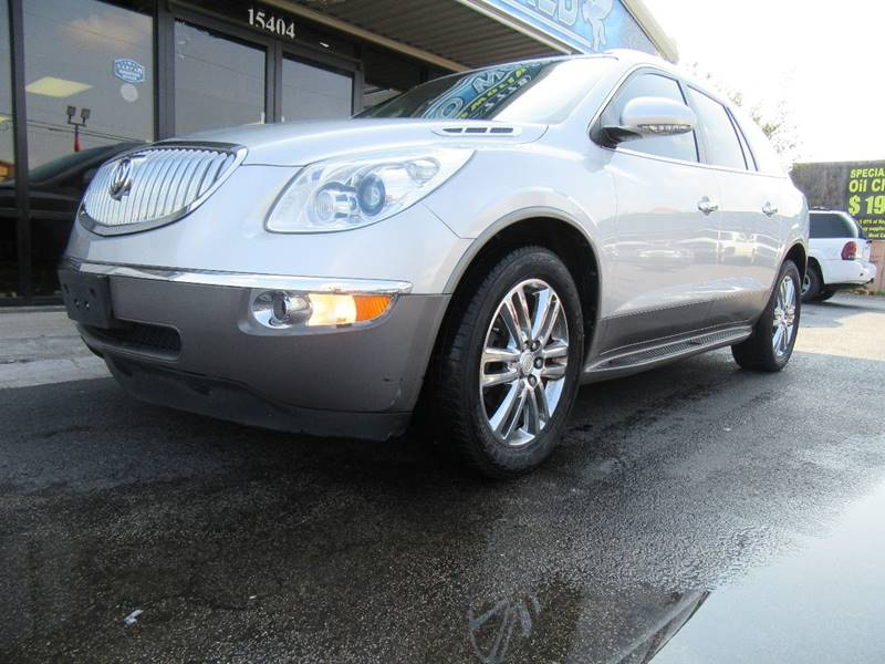 2011 Buick Enclave CXL-2 4dr Crossover w/2XL - Houston TX
