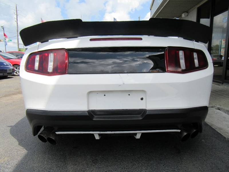 2012 Ford Mustang V6 Premium 2dr Fastback - Houston TX