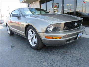 2005 Ford Mustang & Ford Used Cars Bad Credit Auto Loans For Sale Houston Don Auto World markmcfarlin.com