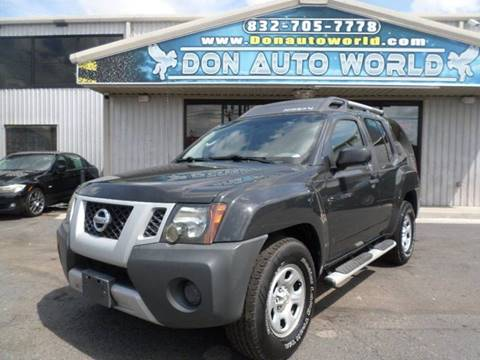 2011 Nissan Xterra for sale in Houston, TX