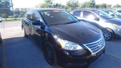 2015 Nissan Sentra for sale in Houston, TX