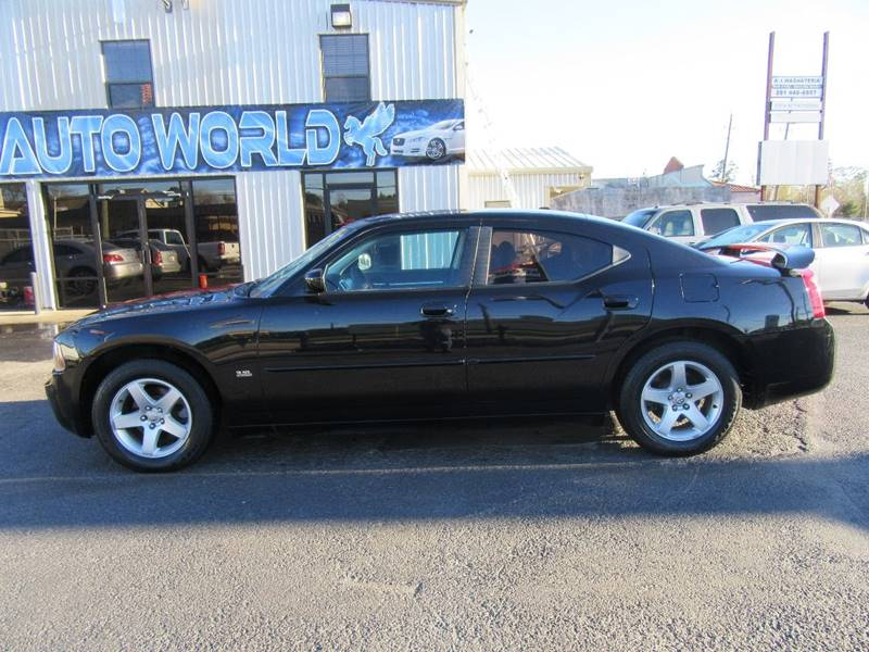 2010 Dodge Charger for sale at Don Auto World in Houston TX