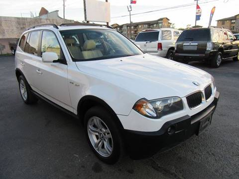 2005 BMW X3 for sale in Houston, TX
