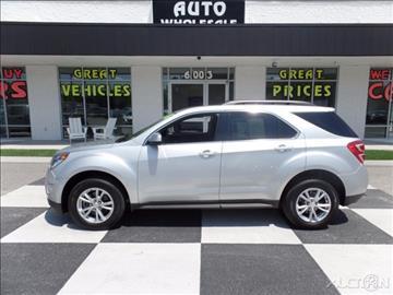 2016 Chevrolet Equinox for sale in Wilmington, NC