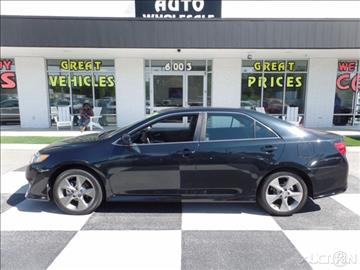 2012 Toyota Camry for sale in Wilmington, NC