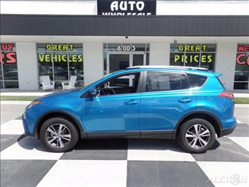 2016 Toyota RAV4 for sale in Wilmington, NC
