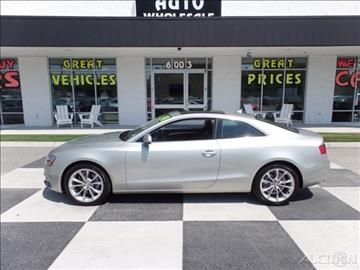 2014 Audi A5 for sale in Wilmington, NC