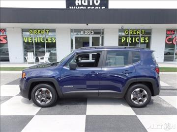 2017 Jeep Renegade for sale in Wilmington, NC