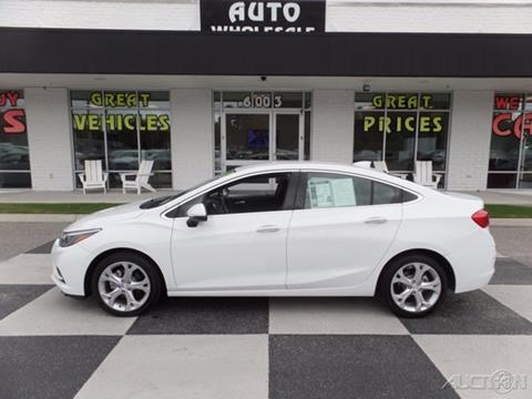 2017 Chevrolet Cruze for sale in Wilmington, NC
