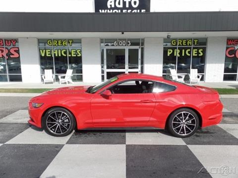 2016 Ford Mustang for sale in Wilmington, NC