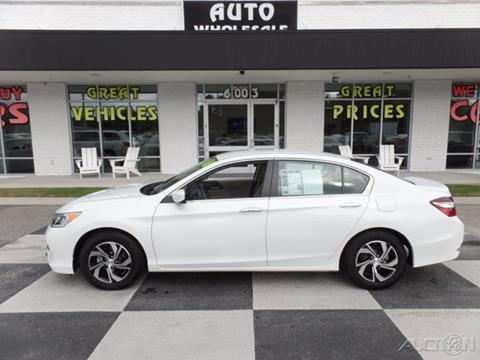 2016 Honda Accord for sale in Wilmington, NC