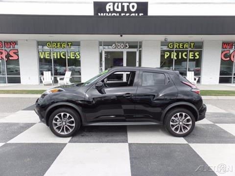 2017 Nissan JUKE for sale in Wilmington, NC