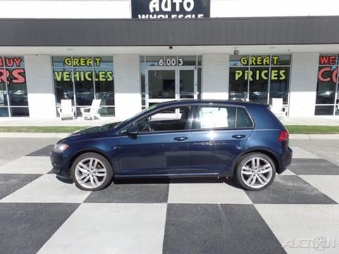 2015 Volkswagen Golf for sale in Wilmington, NC