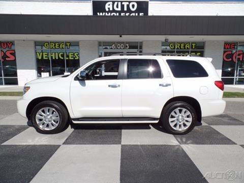 2016 Toyota Sequoia for sale in Wilmington, NC