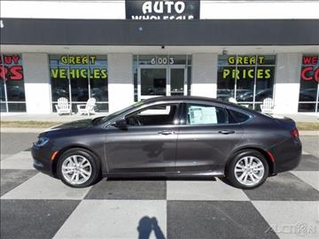 2016 Chrysler 200 for sale in Wilmington, NC