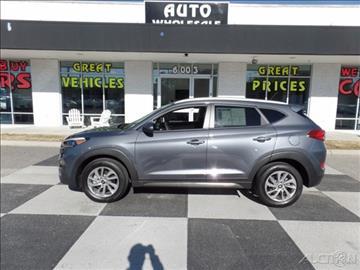 2016 Hyundai Tucson for sale in Wilmington, NC