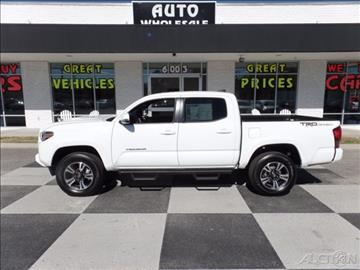 2016 Toyota Tacoma for sale in Wilmington, NC