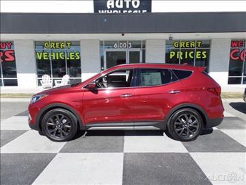 2017 Hyundai Santa Fe Sport for sale in Wilmington, NC