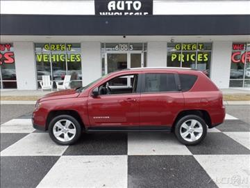2014 Jeep Compass for sale in Wilmington, NC