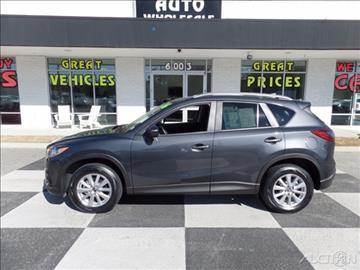 2016 Mazda CX-5 for sale in Wilmington, NC