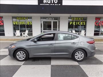 2017 Hyundai Elantra for sale in Wilmington, NC