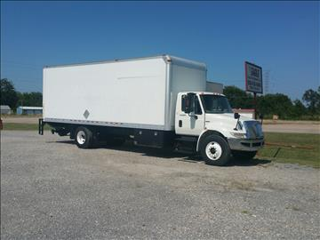 2013 International 4300 for sale in Chouteau, OK