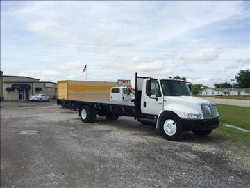 2007 International 4300 for sale in Chouteau, OK