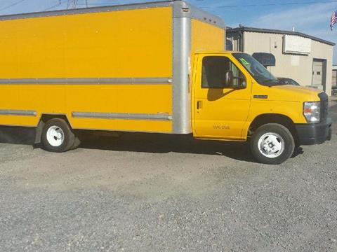 2012 Ford E-350 for sale in Chouteau, OK