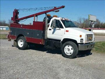 2000 Chevrolet C6500 for sale in Chouteau, OK