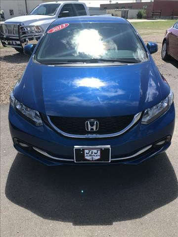 2013 Honda Civic for sale in Garden City, KS
