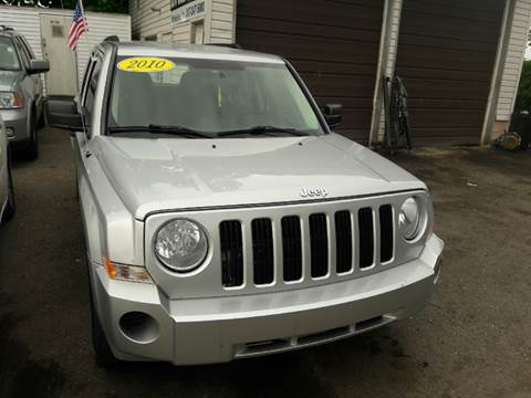 2010 Jeep Patriot for sale in Indianapolis IN