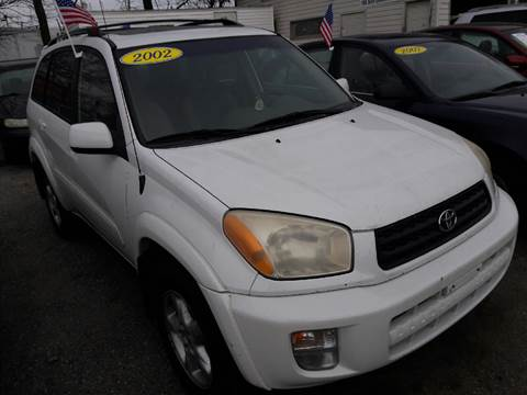 2002 Toyota RAV4 for sale in Indianapolis IN