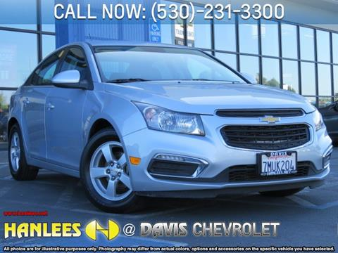 2016 Chevrolet Cruze Limited for sale in Davis, CA