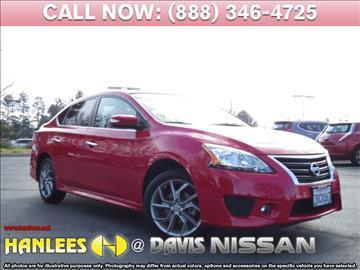 2015 Nissan Sentra for sale in Davis, CA